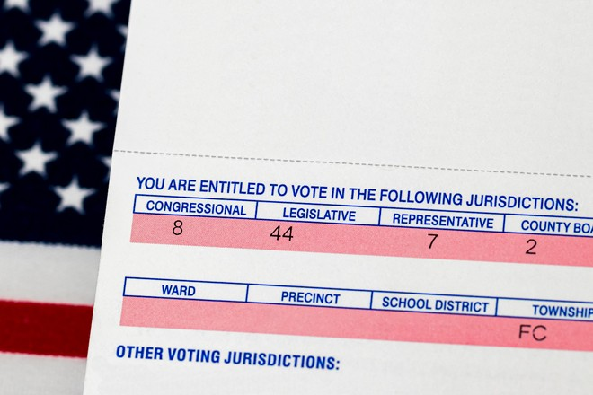 Agency registration is a low form of voter registration in Ohio, but accounts for many of those rejected. - (ADOBESTOCK)