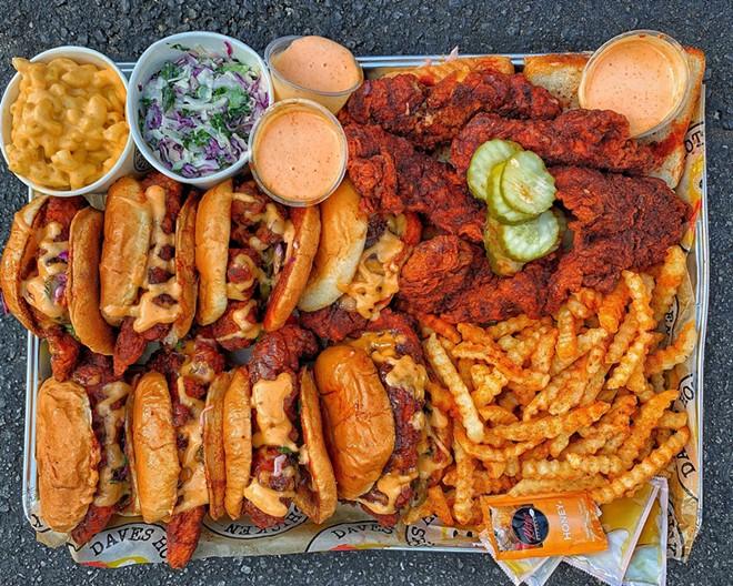 Dave's Hot Chicken bound for Ohio City. - DAVE'S HOT CHICKEN