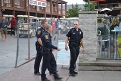 Put in Bay Police. - DOUG BROWN / SCENE