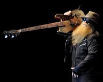 ZZ Top performing in Akron in 2012. - JOE KLEON
