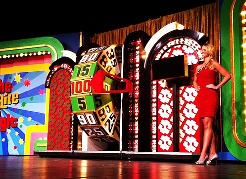 THE PRICE IS RIGHT LIVE, INSTAGRAM