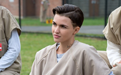 RUBY ROSE WILL ROCK THE HOUSE.