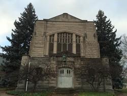 Former St. Paul's Episcopal Church - ERIC SANDY / SCENE