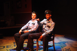 AN UNFORTUNATE JUMBLED MESS IN 'FORCE CONTINUUM' AT KARAMU HOUSE