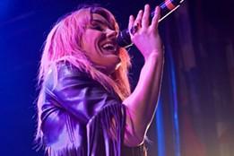 Singer-songwriter Grace Potter - SCOTT SANDBERG