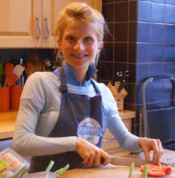 Amie Valpone, Culinary Nutritionist, Author of Eat Clean