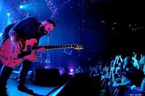 Blue October performing at House of Blues in 2014. - JOE KLEON