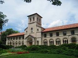 Bosworth Building, Oberlin College - WIKIPEDIA