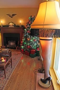 COURTESY A CHRISTMAS STORY HOUSE FOUNDATION