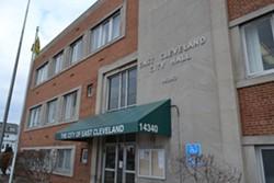 East Cleveland City Hall - DOUG BROWN / SCENE