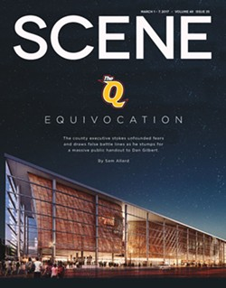 Scene's cover this week.