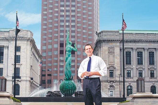 Councilman Brian Cummins
