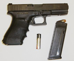 Glock 21 - AVRIETTE VIA WIKIMEDIA COMMONS