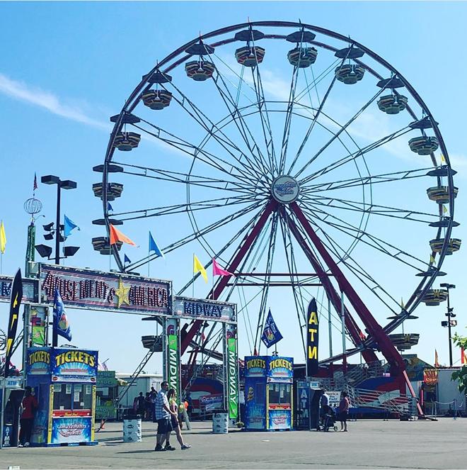 The Ohio State Fair - PHOTO VIA READINGANDLEARNING/INSTAGRAM