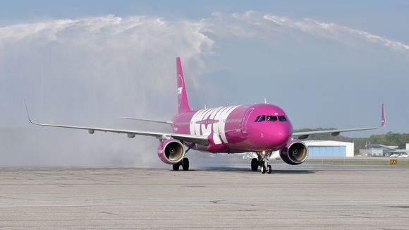 PHOTO: WOW AIR