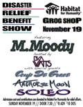Disaster Relief Benefit Show