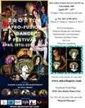 2018 Afro-Fusion Dance Festival
