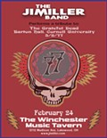 JiMiller Band performs tribute to Grateful Dead, Cornell University 5/8/77