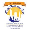 16th Annual Walk, Rock & Run