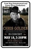 An Evening with Chris Golden