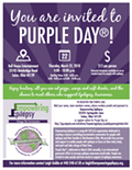 Purple Day® Party