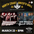 Warrant and Jack Russell's Great White : North Coast Biker's Ball 2018