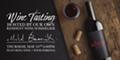 Wine Tasting hosted by Adega's Resident Wine Sommelier