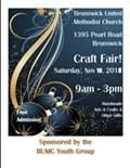 Brunswick United Methodist Church Craft Show