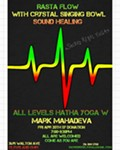 Rasta Yoga with Sound Bowl Session
