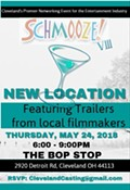Schmooze Networking Event for the Entertainment Industry