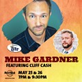 Mike Gardner featuring Cliff Cash