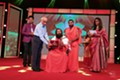 International Yoga Award in Bangalore