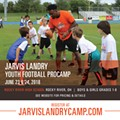 Jarvis Landry Youth Football ProCamp