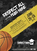 2018 Direction Up Basketball Camp