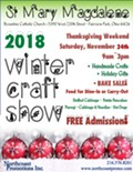 11th Annual St. Mary Magdalene Byzantine Catholic Church Craft Show