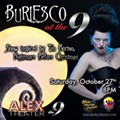 BURLESCO at The 9 with BELLA SIN