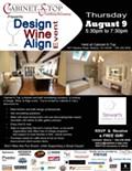 Design, Wine & Align
