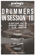 ProLogix Percussion Presents: Drummers In Session