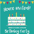 Friends of Global Cleveland Birthday Party!