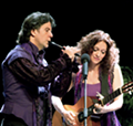 Classical Pop Music Duo, Armand and Angelina, offers unique entertainment  at Unity Spiritual Center.
