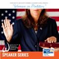 """October 11 Speaker Series Breakfast: """"Women in Politics"""""""