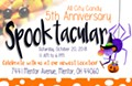 All City Candy 5th Anniversary Spooktacular