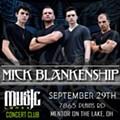 Mick Blankenship LIVE!