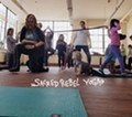 Free Family Yoga Class with Kidding Around Yoga!
