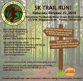 Creatures in the Forest 5K Trail Run & 1-Mile Trot for Treats