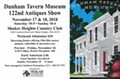 Dunham Tavern Museum 122nd Antiques Show