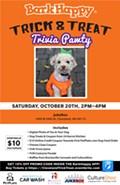 Dog Friendly Trick & Treat Trivia & Costume Party
