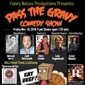 Pass The Gravy Comedy Show