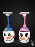 Snowbuddies Candleholders