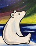 Polar Lights, Family Class Painting!